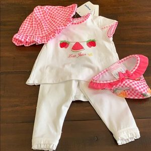 NWT Mayoral Infant Swimsuit and Outfit Combo
